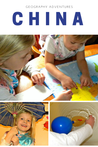 Amazing activities for learning about China! Great for a geography unit study.