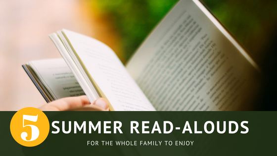 Five Summer Read-Alouds
