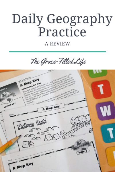 Daily Geography Practice: A Homeschool Product Review