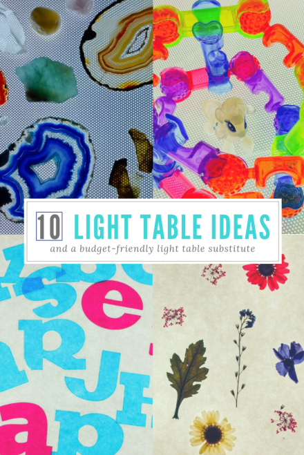 10 Light Table Ideas and One Budget-Friendly Light Table Substitute.png