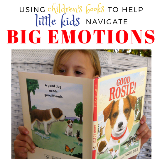 A Candlewick Press Review: Using Children's Books to Help Little Kids Navigate Big Emotions