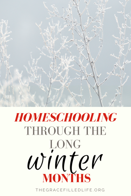 Homeschooling through the long winter months