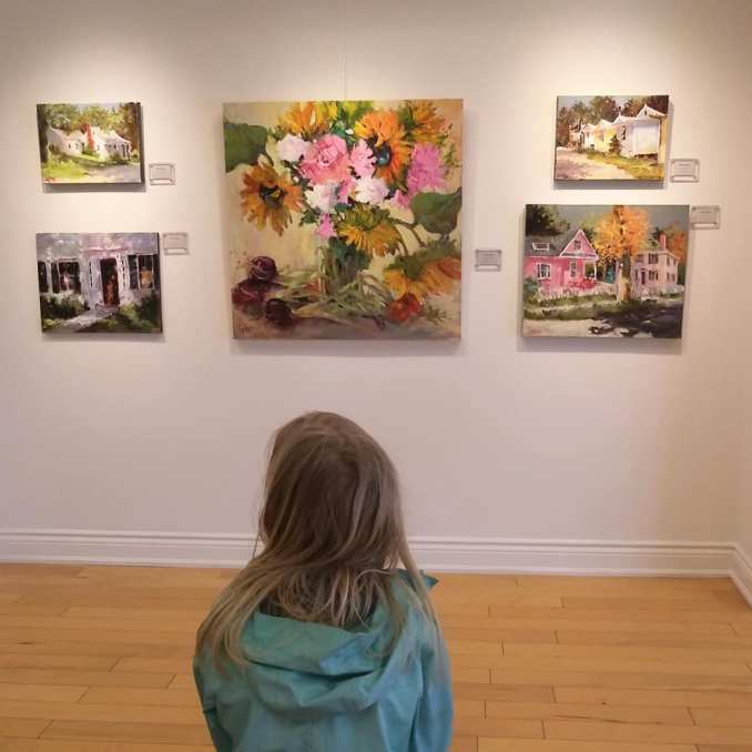 A Trip to the Art Gallery