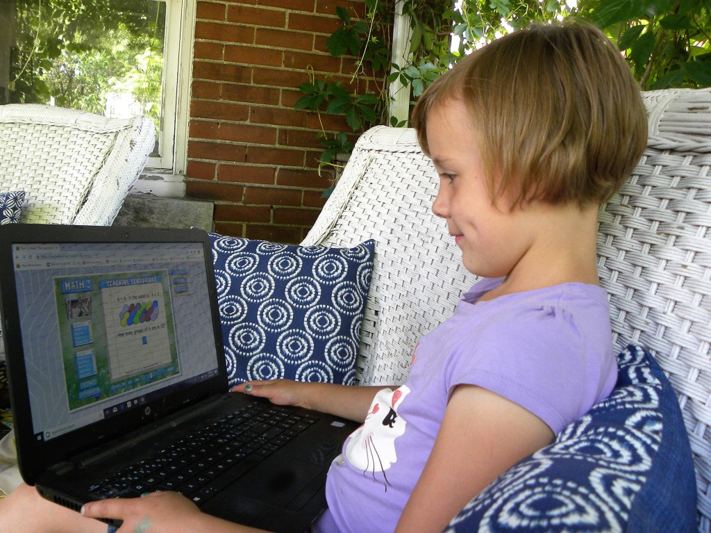 Teaching Textbooks 3.0 Review: Why we love this online math curriculum and why we use it.