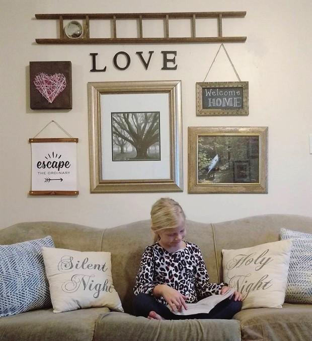 Homeschooling in a Multi-Functional Space (A Homeschool Room Tour)
