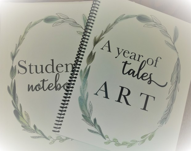 Starting a New Year with A Year of Tales Homeschool Curriculum