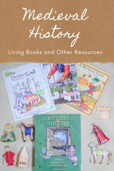 Living Books and Other Resources for Medieval History
